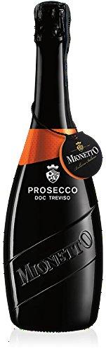 Mionetto Luxury Prosecco DOC Treviso Brut, 75 cl (case of 3)