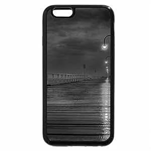 iPhone 6S Plus Case, iPhone 6 Plus Case (Black & White) - Beautiful Deck