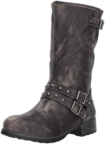Boot Women's Black Talia Laundry Dirty Motorcycle vwZRqfn7f