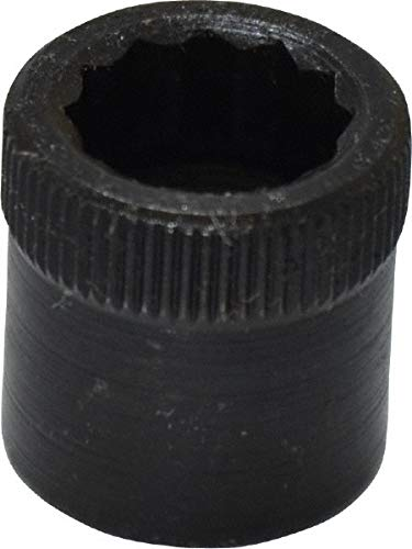 3/8-24'' Thread Uncoated Steel Allen Nut pack of 50