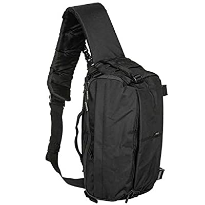 Image of 5.11 LV10 Slingpack Black Tactical Bags & Packs
