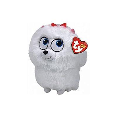 "Holland Plastics Original Brand TY Beanie Babies 6"" Secret Life of Pets - Gidget, Perfect Plush!: Toys & Games"