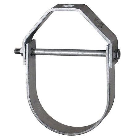Clevis Hanger, Adjustable, Pipe Sz 4 In