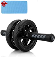 Ab Roller Wheel, Arespark Ab Wheel for Training - Home Exercise Equipment Perfect Workout Equipment for Abs - Heavy Duty...