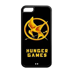 Customize Hunger Games Design Snap On Case Cover For iphone 5c