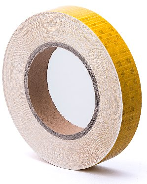 Reflective Adhesive Warning HoneyComb Tape Conspicuity