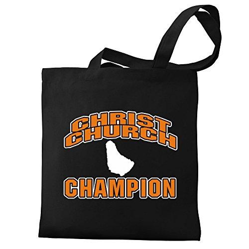 Eddany Christ Church champion Bereich für Taschen