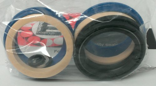 ENDURO Seal, and Wiper Kit for FOX 32mm Standard (Compatible with Vanilla, Float, FX, and FRLT) (Fx Seal)