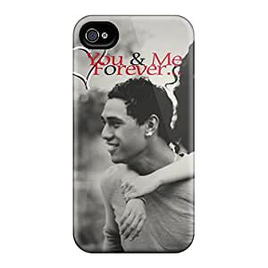 Quality Purecase Case Cover With You And Me Nice Appearance Compatible With Iphone 4/4s