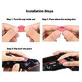 Socobeta Thumb Stick Grip Cap Cover Silicone Analog