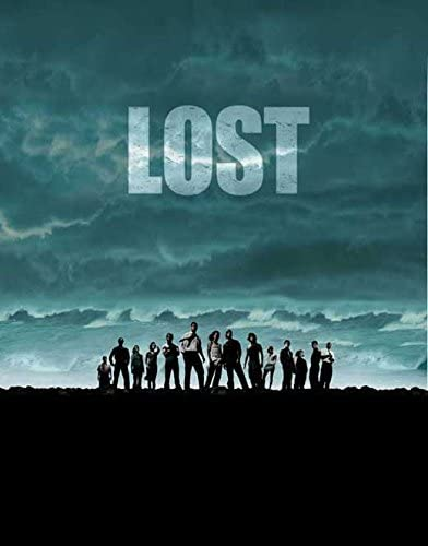 "LOST TV SHOW CAST  8/"" X 10/"" GLOSSY PHOTO REPRINT"