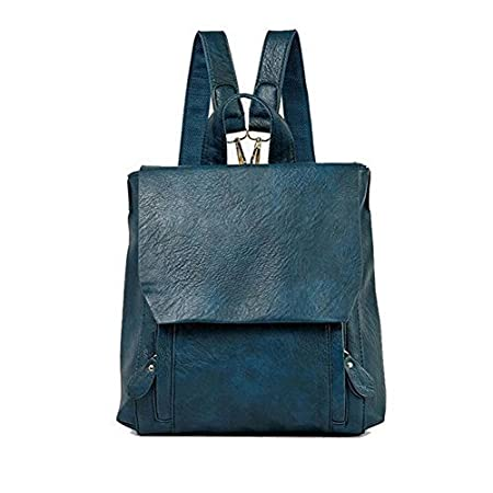 86d7dcc6e2fc Banggood New PU leather Vintage Women s Backpack School Bag by Bangood   Amazon.co.uk  Kitchen   Home