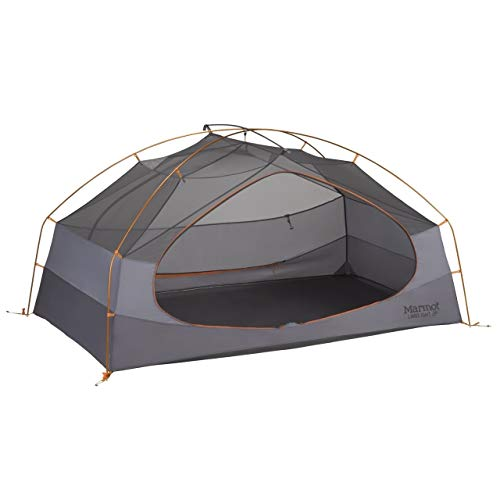 Marmot Unisex Limelight 2P Tent, Cinder/Rusted Orange - One Size