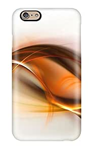 Best Iphone 6 Hybrid Tpu Case Cover Silicon Bumper Abstract Lines