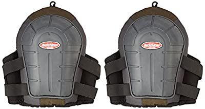 Bucket Boss 720092 2 Airgel Gel Foam Knee Pads