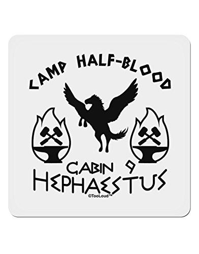 TooLoud Cabin 9 Hephaestus Half Blood 4x4