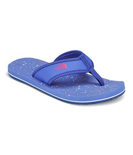Base Camp Flip-Flops Stellar Blue & Cabaret Pink -10 ()