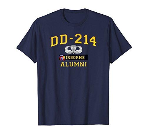 DD-214 US Army 82nd AIRBORNE Alumni T-Shirt ()