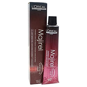 LOreal Professional Majirel - # 5.5 Mahogany Light Brown Hair Color For Unisex