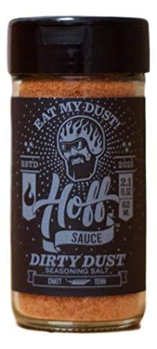 Hoff & Pepper Hoff's Dirty Dust Seasoned Salt Gluten Free Vegan by Hoff & Pepper