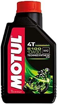 Óleo Motul 5100 4T (Semi-sintético) 10W30 1L