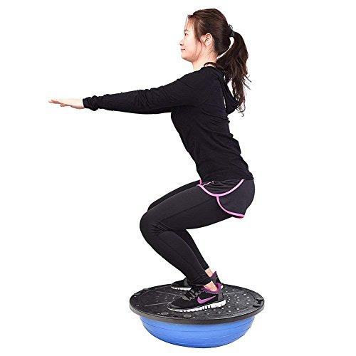 Pink Ball Pilates De Wobble Rziioo Entrenamiento Ejercicio Fitness Yoga Balance Board Trainer Bomba Blue Cuerda YOxxptqFw