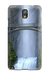 Series Skin Case Cover For Galaxy Note 3(waterfalls )