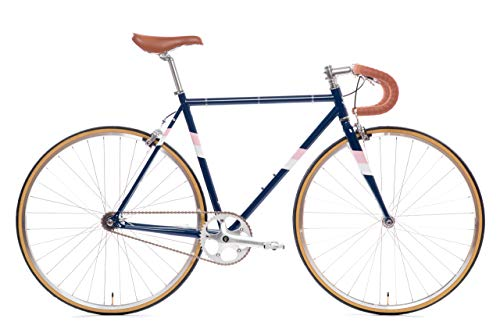 State Bicycle Rutherford 3 - Fixed Gear/Single Speed Bike, 59cm - Drop bar