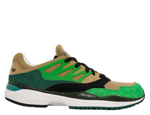 adidas, zapatillas Mode para hombre verde verde Real Green/Forest