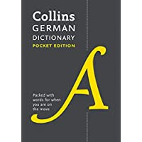 Collins German Dictionary: Pocket Edition (English and German Edition)