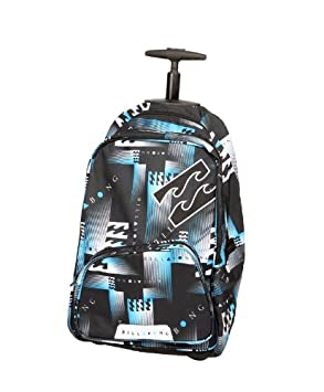 Billabong Walk N Roll Backpack Black black Size:-: Amazon.co.uk ...