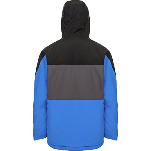 O'Neill Mens Exile Jacket Victoria Blue LG One Size by O'Neill (Image #1)