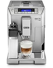 De'Longhi Eletta Fully Automatic Espresso, Cappuccino and Coffee Machine, silver