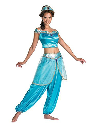 Disguise Adult Jasmine Costume - M -