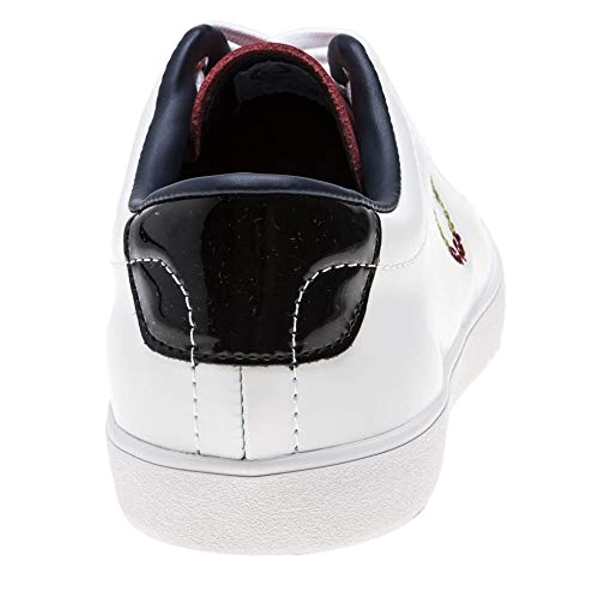 Fred Perry Bella Freud Lottie Leather Donna Sneaker Bianco