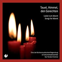 Songs For Advent (Chor Der Kirchenmusikschule Re) by Various Artists (1992-10-01)