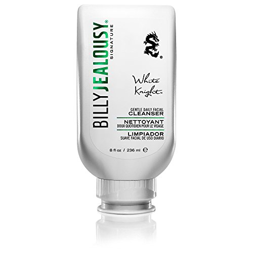 - Billy Jealousy White Knight Gentle Daily Facial Cleanser, 8 fl. oz.