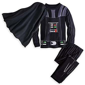 Disney Little Boys' Deluxe Darth Vader Pajama Set - Size 2