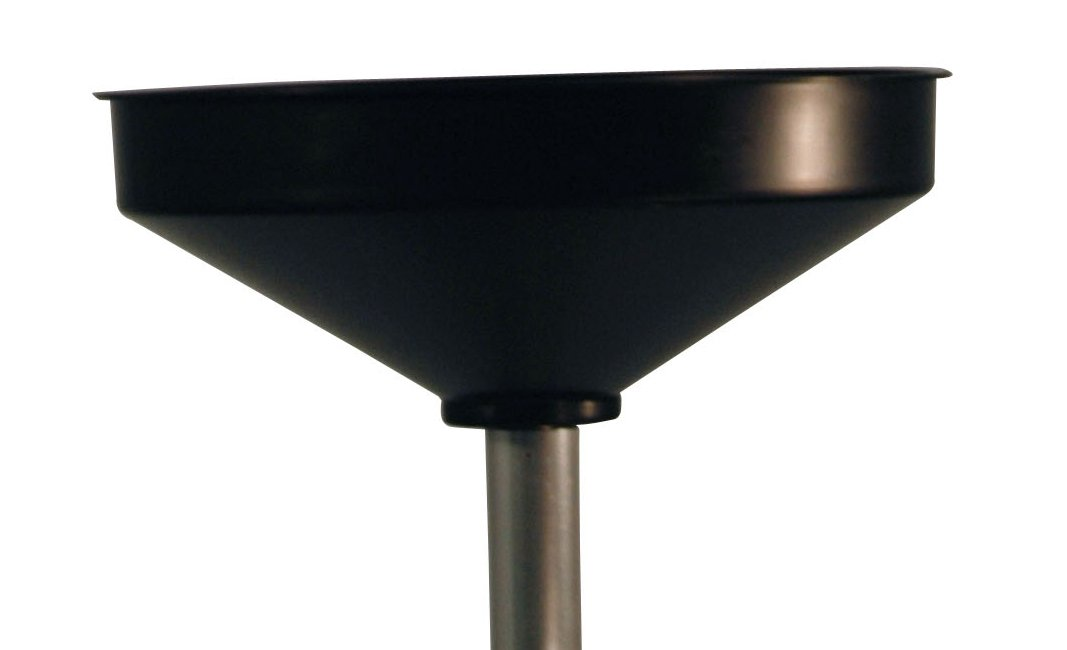 Crew Chief 8DCP-FUN 18'' Replacement Poly Funnel