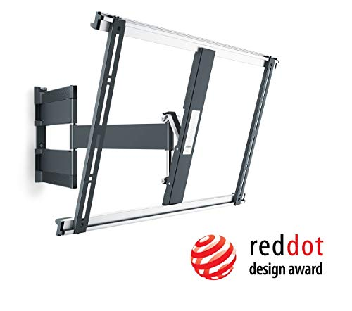 Vogel's TV Wall Mount 180°, Swivel and Tilt Full Motion - Thin Series, Thin 545 B 40 to 65 inch Full Motion, Black