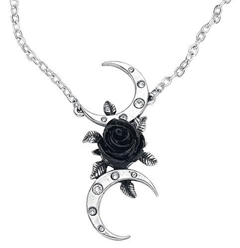 Alchemy of England The Black Goddess Necklace (Alchemy Gothic)