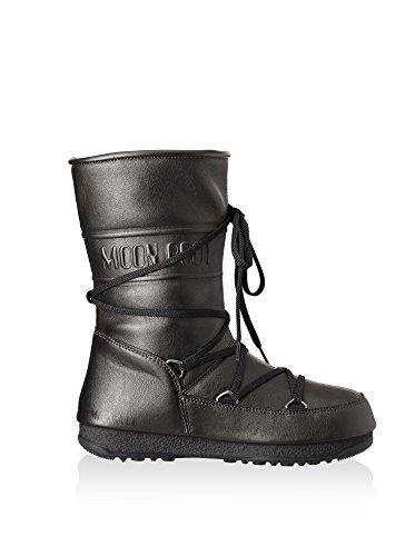 Moon Boot - Zapatos de cordones para mujer Antracita