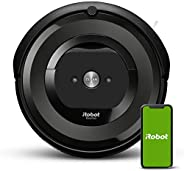 iRobot Roomba E5 (5150) Robot Vacuum - Wi-Fi Connected, Works with Alexa, Ideal for Pet Hair, Carpets, Hard, S