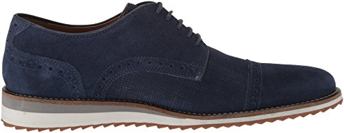 Steve Madden Mientras Flotante Oxford Navy Suede