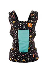 Our versatile, easy-to-use Tula Coast Explore Mesh Baby Carrier is our first carrier that allows you to use it in an ergonomic front facing position. This is the best mesh baby carrier option that offers all the features you and baby need: va...