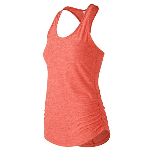 Mujer Camiseta fiji Balance Heather Transform Naranja New wUCgPWq