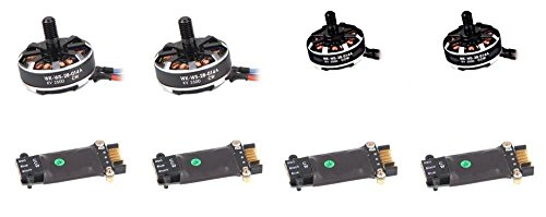 Walkera F210 Racer Motor and ESC Speed Controller Complete Combo Kit F210-Z-21 F210-Z-22 F210-Z-24 F210-Z-23 – FAST FROM Orlando, Florida USA! For Sale