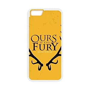 "GTROCG Game of Thrones 2 Phone Case For iPhone 6 Plus (5.5"") [Pattern-1]"