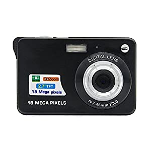 AmYin Mini Digital Camera 18 Megapixel with 2.7'' LCD Display
