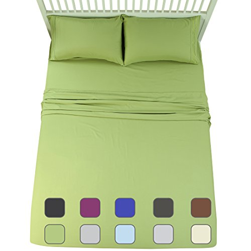 Temperate 5* Luxury 400 Thread Count 100% Egyptian Cotton Fitted Bed Sheet Flat Sheets Bedding All Uk Sizes